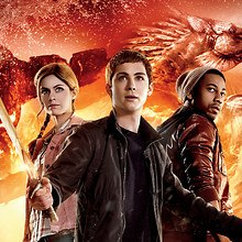 Percy Jackson Sea Of ​​monsters