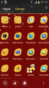 Go Launcher Cute Theme