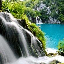 Blue Lagoon Waterfalls