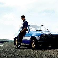 Paul Walker - Fast And Furious 6