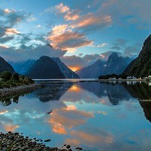 Milford Sound Fiord New Zealand