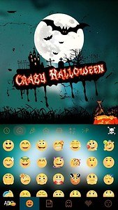 Halloween Animated Kika Theme
