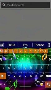 A.I.type theme colorz HD א
