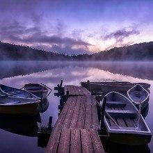 Boats Moored
