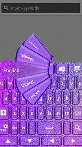 Color Keyboard Free Sparkle