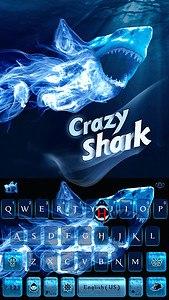 CrazyShark Emoji KikaKeyboard
