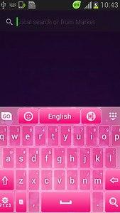 Keyboard Plus Pink