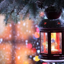 Holiday Lantern