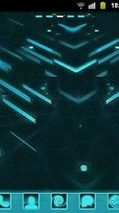 GO Launcher EX Theme Future B