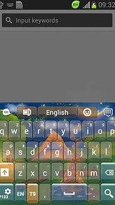 Summer Camp Keyboard