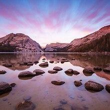 Yosemite Stones