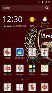 Arsenal Theme