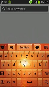 Morning Sunshine Keyboard
