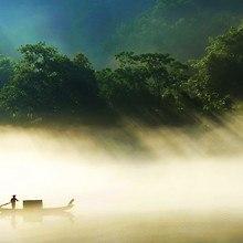 Hunan Province Fishing Boat