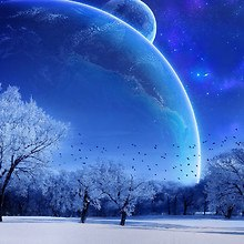 Sci-fi Winter