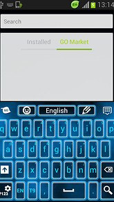 Cool Keyboard Neon