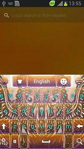 Owl Keyboard Theme