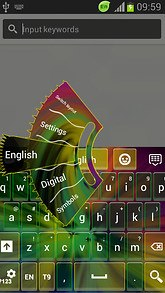 Keyboard Themes Color