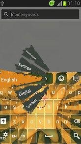 Keyboard GO Emoji