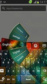 Keyboard for Sony
