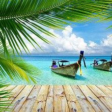 Long-tail Boats Thailand