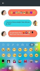 Emoji Plus for Galaxy-Kika