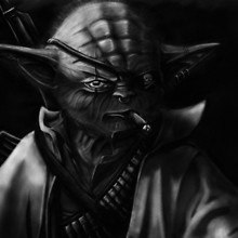 Yoda Darkness