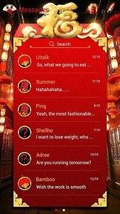 (FREE) GO SMS FESTIVAL THEME