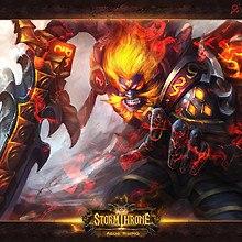 Stormthrone 5