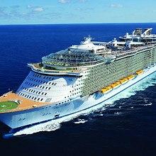 RCI Oasis Of The Seas Cruise Ship