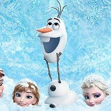 Disney Frozen Cast