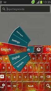 GO Keyboard Colors