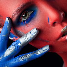 Cool Body Painting