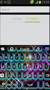 Keyboard and Color