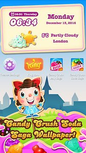 Candy Crush Soda Air Theme