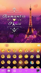 Romantic Pairs Kika Keyboard