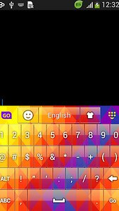 Keyboard for LG Magma