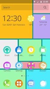 windows OS theme