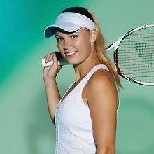 Caroline Wozniacki Tennis Player