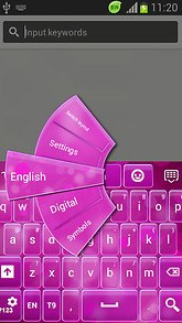 Pink GO Keypad