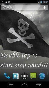 Pirate Flag Live Wallpaper Try