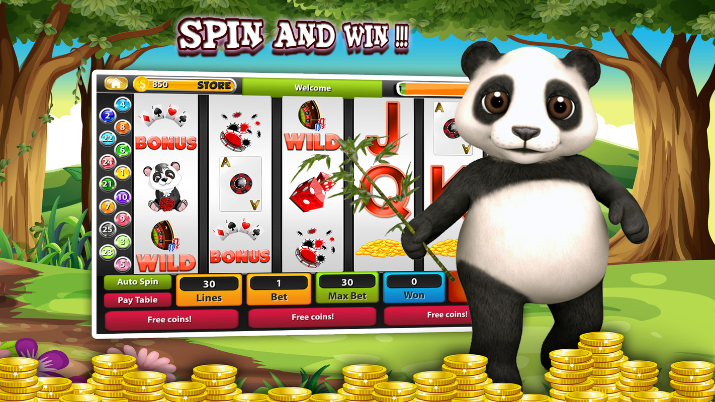 Panda Slots Free