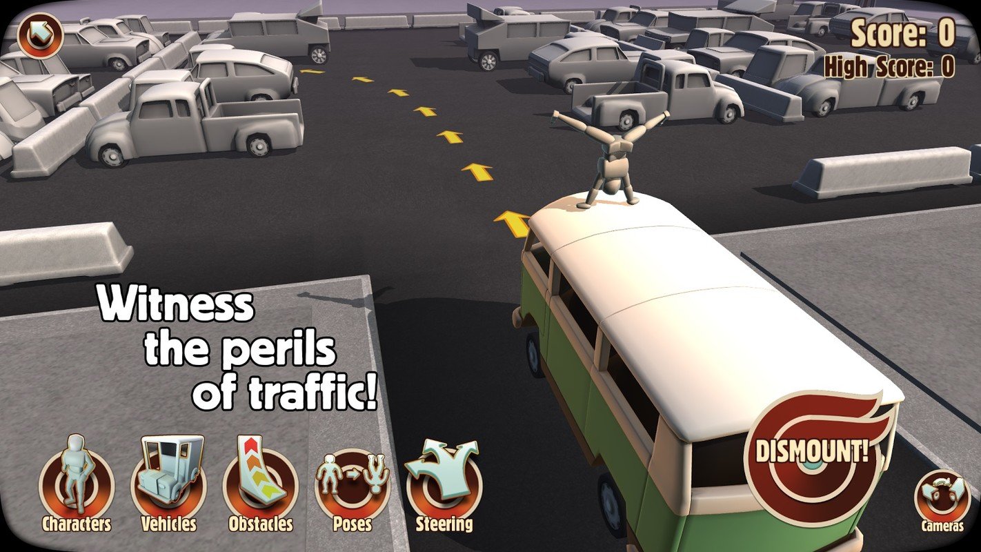 Turbo Dismount™ APK Free Simulation Android Game download ...
