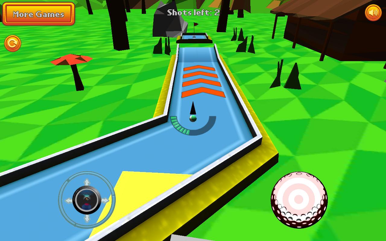 mini golf retro apk free sports android game download