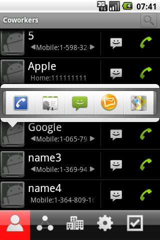 how to download contact from android phone to apple