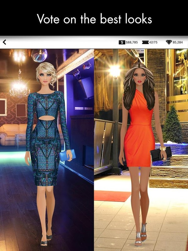 Covet Fashion Shopping Game Apk Free Casual Android Game Download Appraw