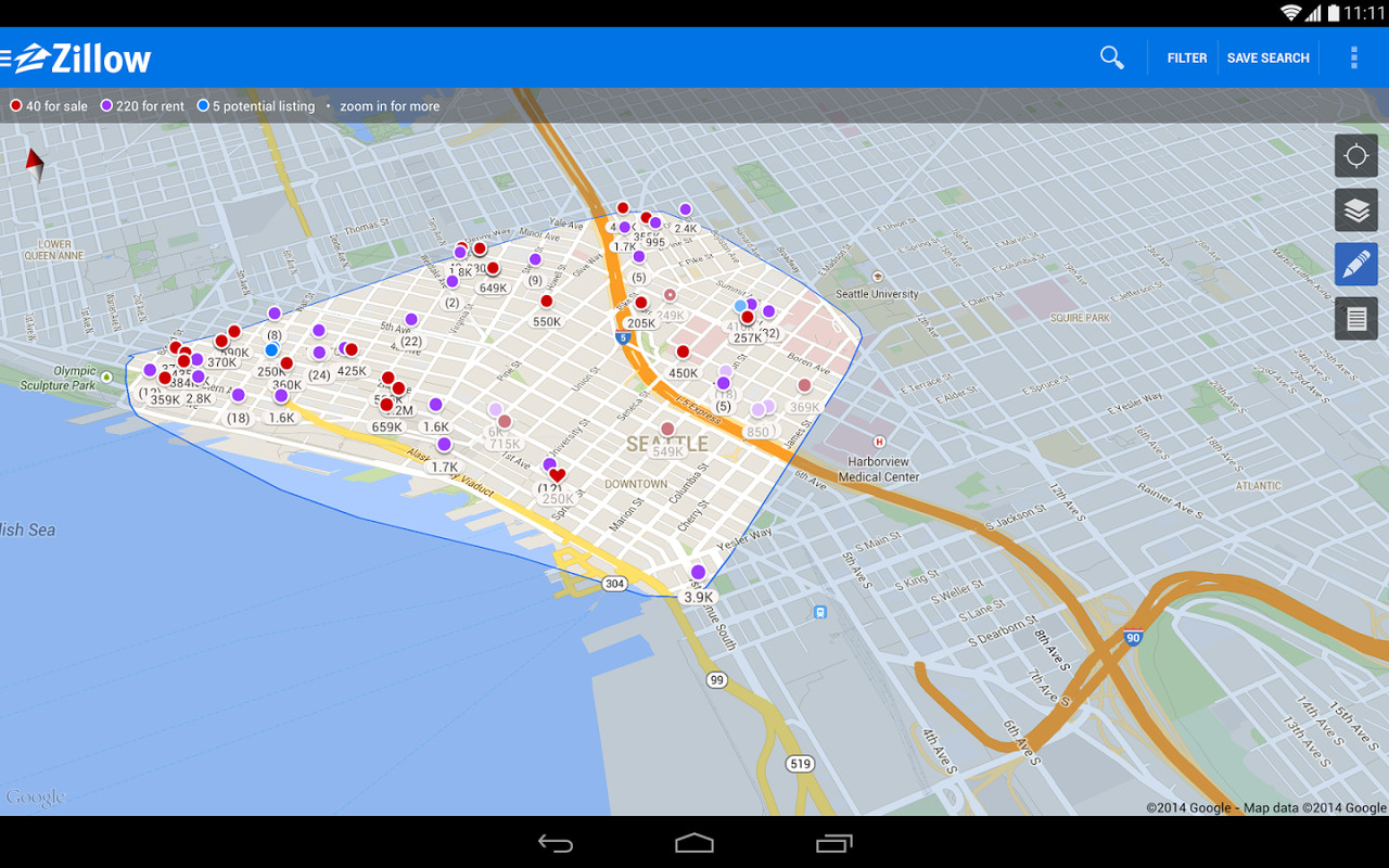 Zillow Real Estate Amp Rentals Apk Free Android App Download