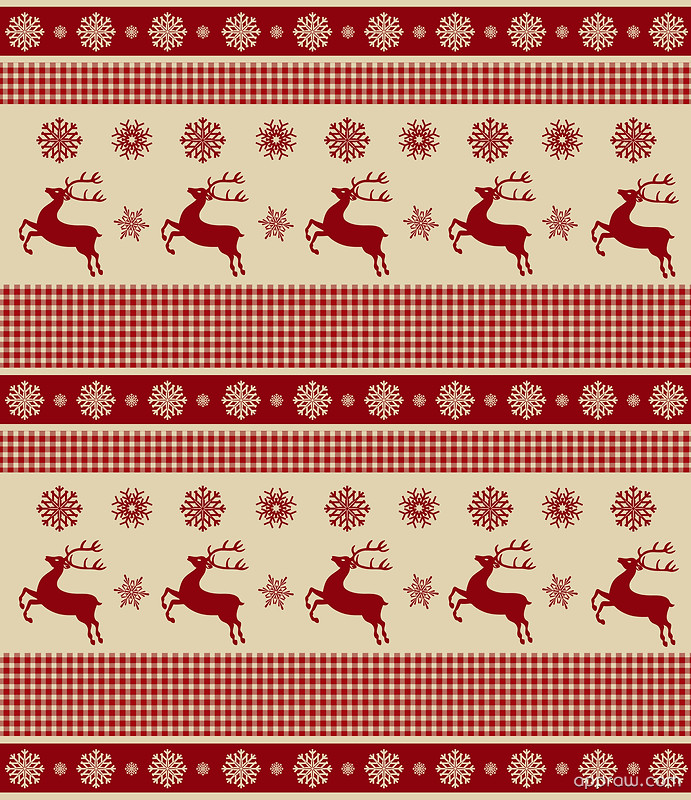 Fair Isle Pattern Wallpaper download - Christmas HD Wallpaper - Appraw