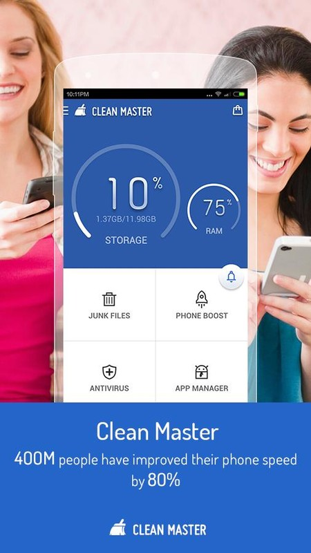 Clean master speed booster apk free tools android app download appraw - Clean master optimizer apk ...