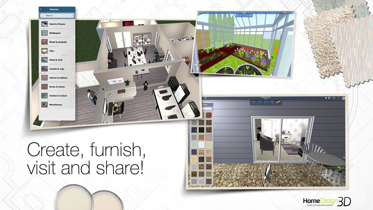 home design 3d freemium apk free android app download - 3d Dream Home Designer